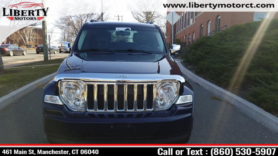 Used Jeep Liberty 4WD 4dr Sport Latitude 2012   Liberty Motors. Manchester, Connecticut