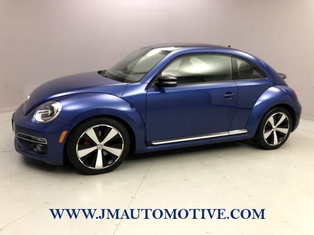 Used 2013 Volkswagen Beetle in Naugatuck, Connecticut | J&M Automotive Sls&Svc LLC. Naugatuck, Connecticut