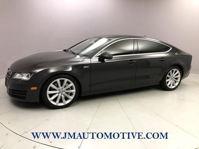Used Audi A7 4dr HB quattro 3.0 Premium Plus 2012 | J&M Automotive Sls&Svc LLC. Naugatuck, Connecticut