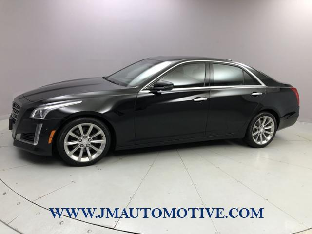 Used Cadillac Cts 4dr Sdn 2.0L Turbo Performance Coll 2016 | J&M Automotive Sls&Svc LLC. Naugatuck, Connecticut