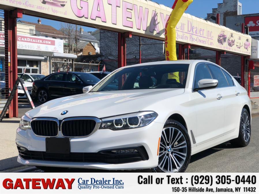 Used BMW 5 Series 530i xDrive Sedan 2018   Gateway Car Dealer Inc. Jamaica, New York