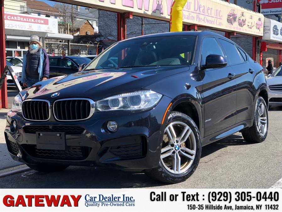 Used BMW X6 M Sport xDrive35i Sports Activity Coupe 2018 | Gateway Car Dealer Inc. Jamaica, New York