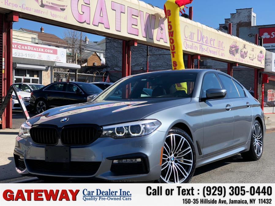 Used BMW 5 Series M Sport 530i xDrive Sedan 2018 | Gateway Car Dealer Inc. Jamaica, New York