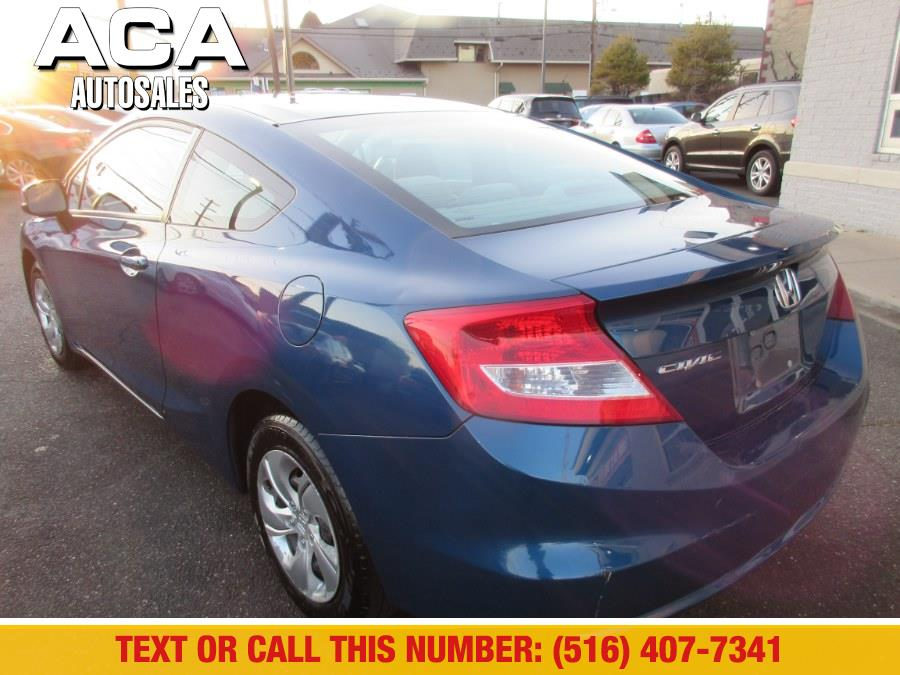 Used Honda Civic Cpe 2dr Man LX 2013 | ACA Auto Sales. Lynbrook, New York