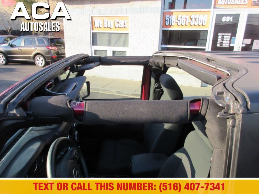 Used Jeep Wrangler 4WD 2dr Sport 2012 | ACA Auto Sales. Lynbrook, New York