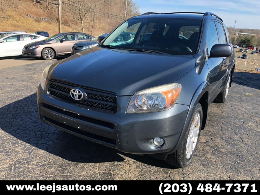 Used 2008 Toyota RAV4 in North Branford, Connecticut | LeeJ's Auto Sales & Service. North Branford, Connecticut
