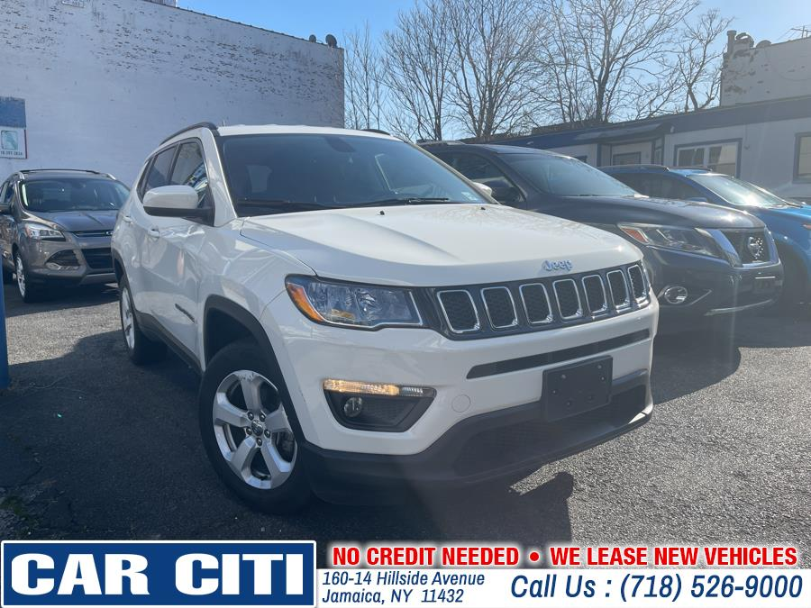 Used 2018 Jeep Compass in Jamaica, New York | Car Citi. Jamaica, New York