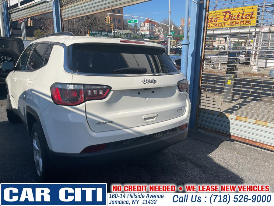 Used Jeep Compass Latitude 4x4 2018 | Car Citi. Jamaica, New York
