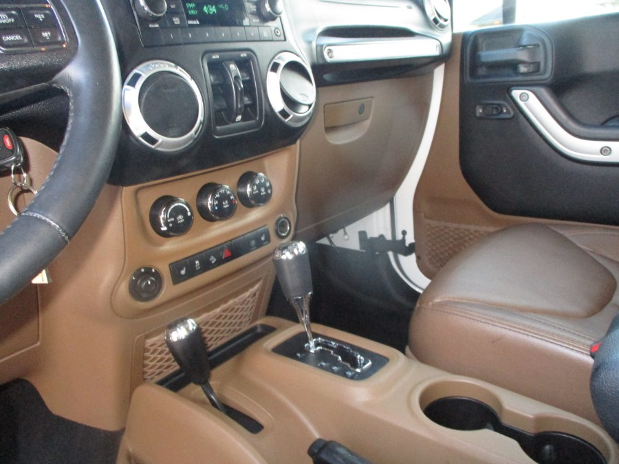 Used Jeep Wrangler Unlimited 4WD 4dr Sahara 2013 | South Shore Auto Brokers & Sales. Massapequa, New York