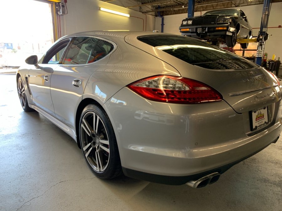 Used Porsche Panamera 4dr HB Turbo 2011 | MP Motors Inc. West Babylon , New York