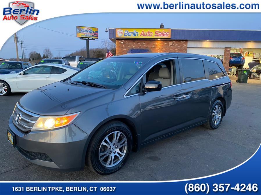 Used 2012 Honda Odyssey in Berlin, Connecticut | Berlin Auto Sales LLC. Berlin, Connecticut