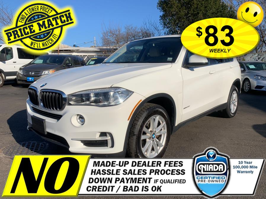Used BMW X5 AWD 4dr xDrive35i 2014 | Sunrise Auto Sales of Elmont. Elmont, New York