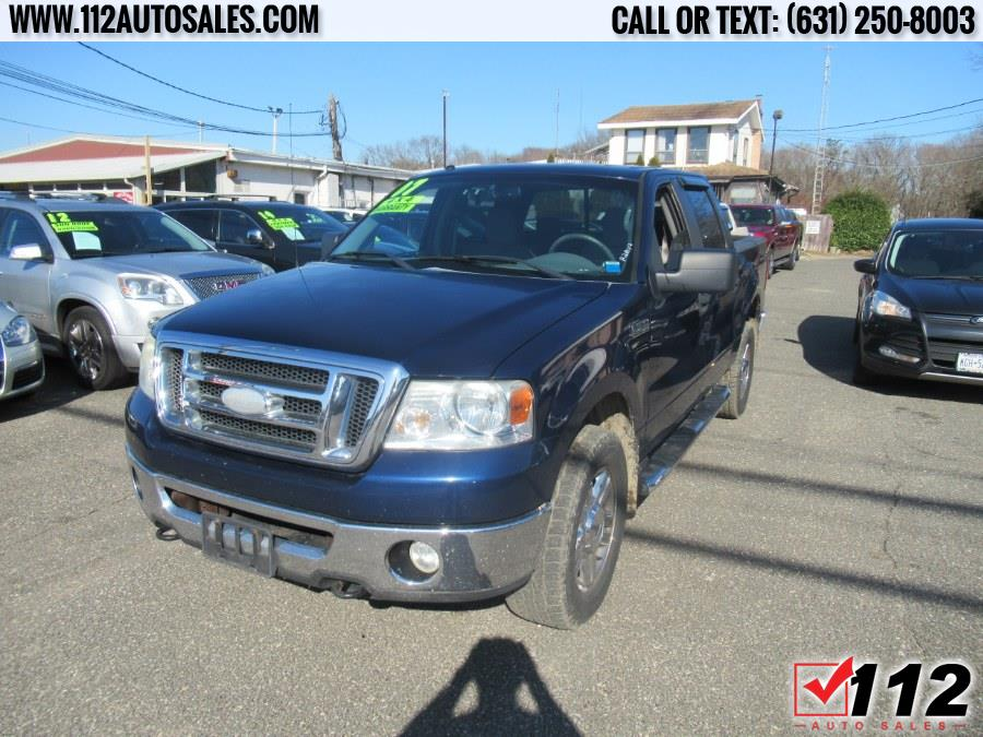 "Used Ford F-150 4WD SuperCrew 150"" XLT 2007 