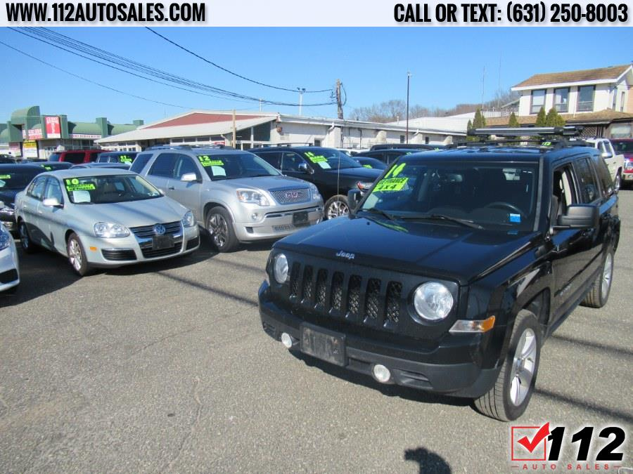 Used Jeep Patriot 4WD 4dr Latitude 2014 | 112 Auto Sales. Patchogue, New York