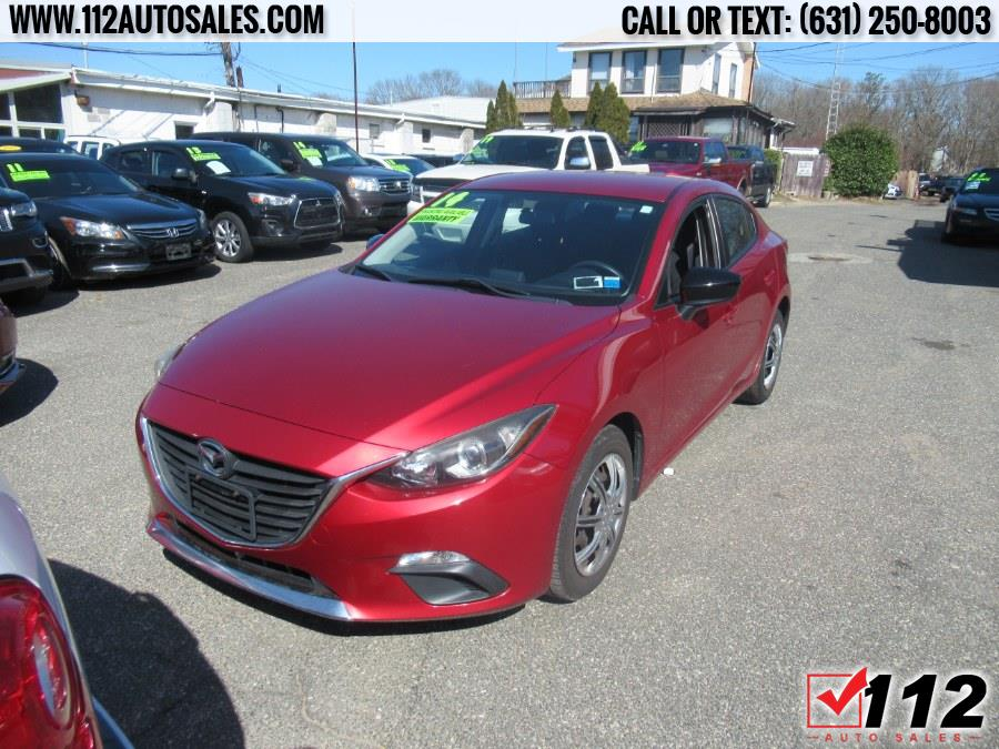 Used Mazda Mazda3 4dr Sdn Auto i SV 2014 | 112 Auto Sales. Patchogue, New York