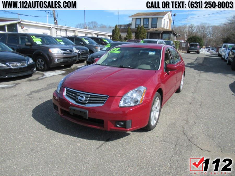 Used Nissan Maxima 4dr Sdn CVT 3.5 SE 2008 | 112 Auto Sales. Patchogue, New York