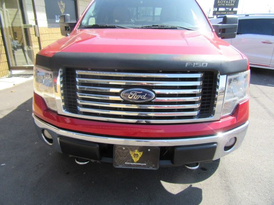 "Used Ford F-150 4WD SuperCrew 157"" XLT 2010 