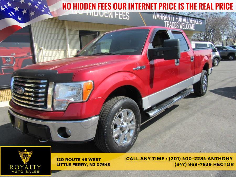 Used 2010 Ford F-150 in Little Ferry, New Jersey | Royalty Auto Sales. Little Ferry, New Jersey