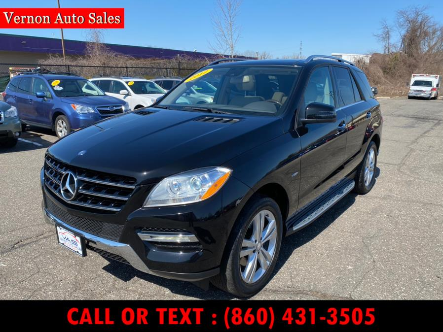 Used 2012 Mercedes-Benz M-Class in Manchester, Connecticut | Vernon Auto Sale & Service. Manchester, Connecticut