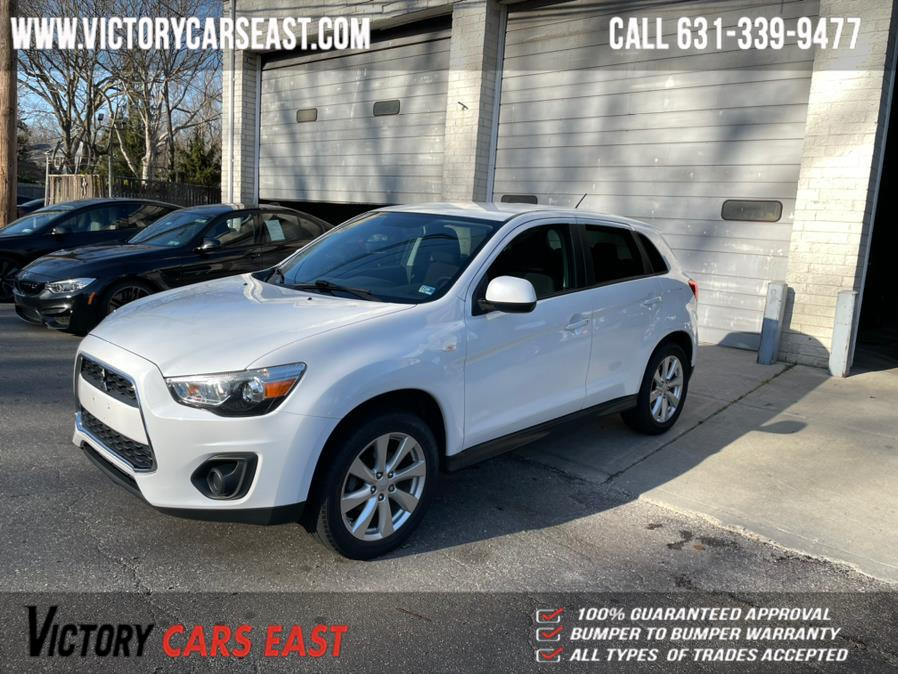 Used Mitsubishi Outlander Sport 2WD 4dr Man ES 2015 | Victory Cars East LLC. Huntington, New York