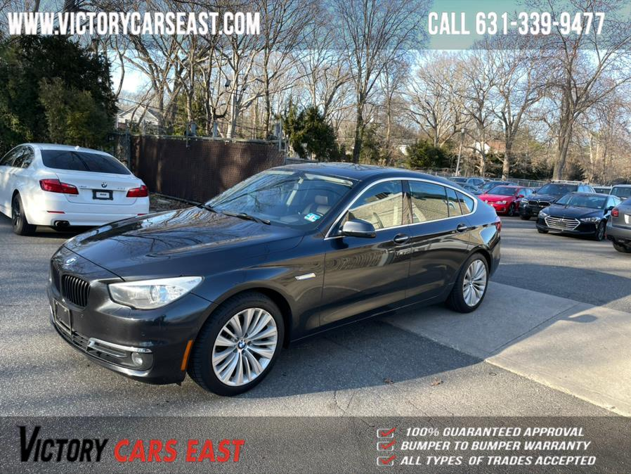 Used BMW 5 Series Gran Turismo 5dr 535i xDrive Gran Turismo AWD 2014 | Victory Cars East LLC. Huntington, New York