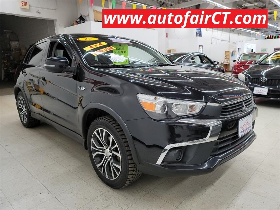 Used Mitsubishi Outlander Sport ES 2.0 AWC CVT 2017