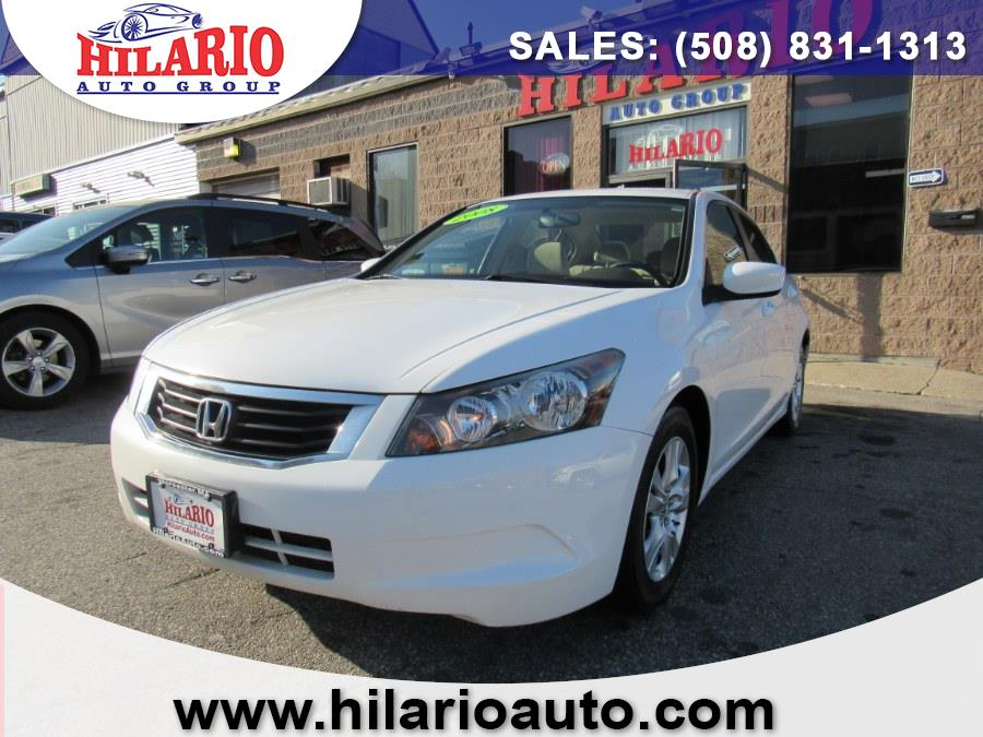 Used 2008 Honda Accord Sedan in Worcester, Massachusetts | Hilario's Auto Sales Inc.. Worcester, Massachusetts