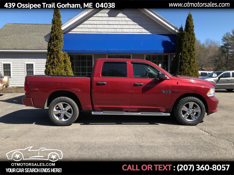 Used 2015 Ram 1500 in Gorham, Maine | Ossipee Trail Motor Sales. Gorham, Maine