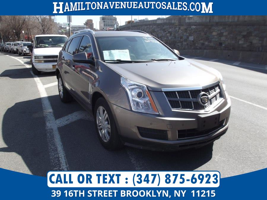 Used Cadillac SRX AWD 4dr Luxury Collection 2011 | Hamilton Avenue Auto Sales DBA Nyautoauction.com. Brooklyn, New York