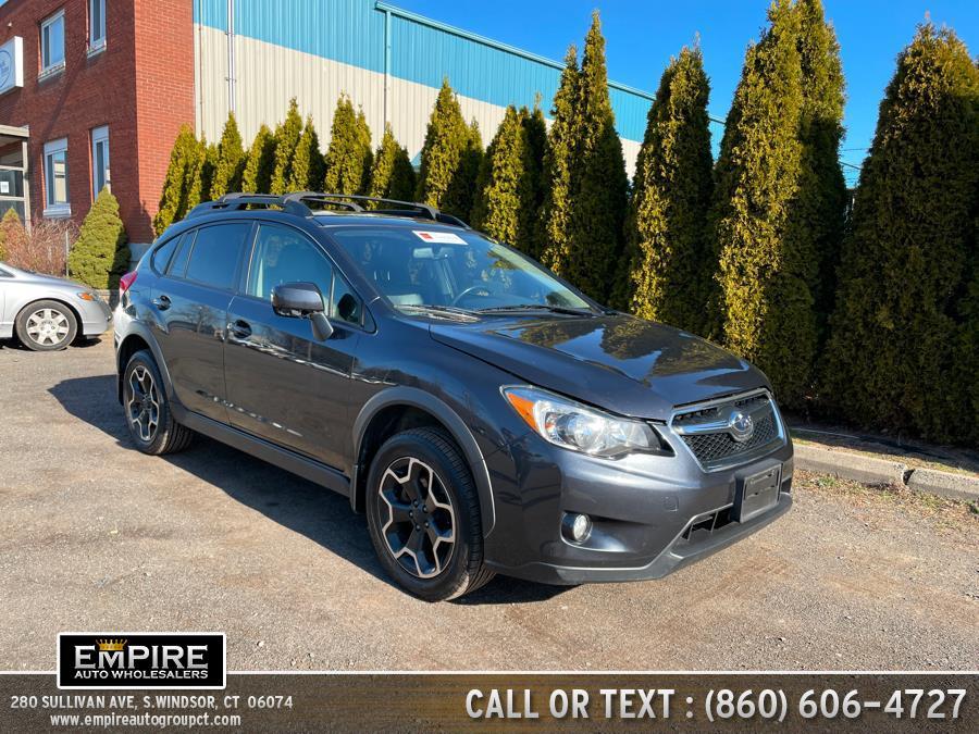 Used 2017 Subaru Crosstrek in S.Windsor, Connecticut | Empire Auto Wholesalers. S.Windsor, Connecticut