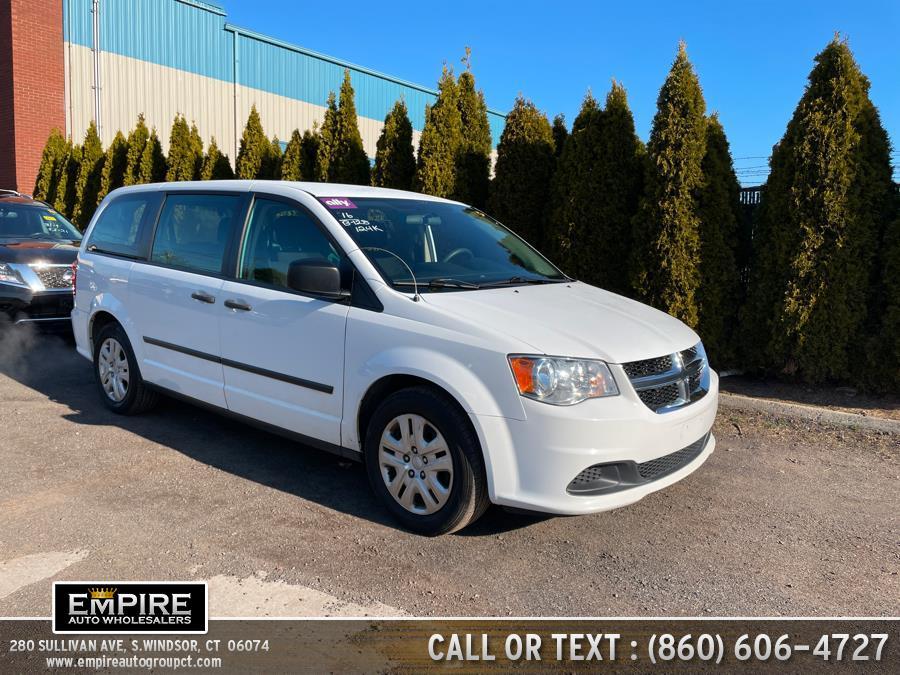 Used Dodge Grand Caravan 4dr Wgn American Value Pkg 2016   Empire Auto Wholesalers. S.Windsor, Connecticut