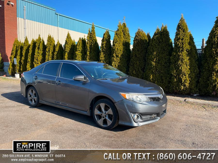Used Toyota Camry 4dr Sdn V6 Auto XLE 2012   Empire Auto Wholesalers. S.Windsor, Connecticut