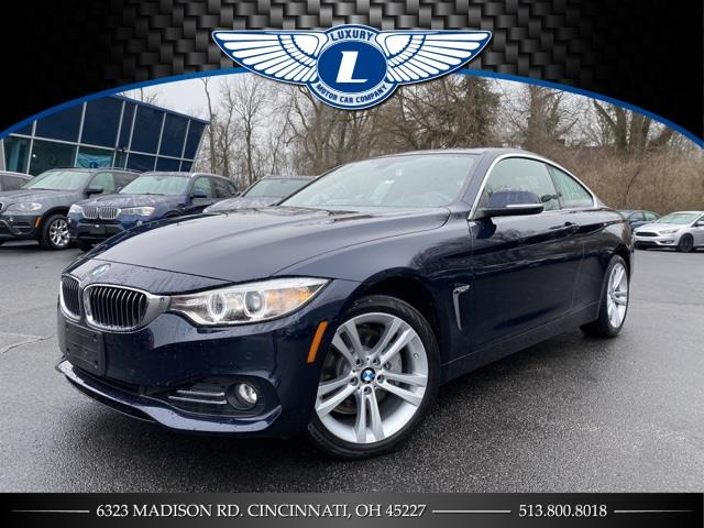Used 2017 BMW 4 Series in Cincinnati, Ohio | Luxury Motor Car Company. Cincinnati, Ohio
