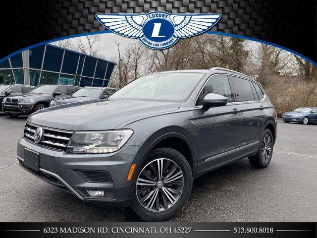Used 2018 Volkswagen Tiguan in Cincinnati, Ohio | Luxury Motor Car Company. Cincinnati, Ohio