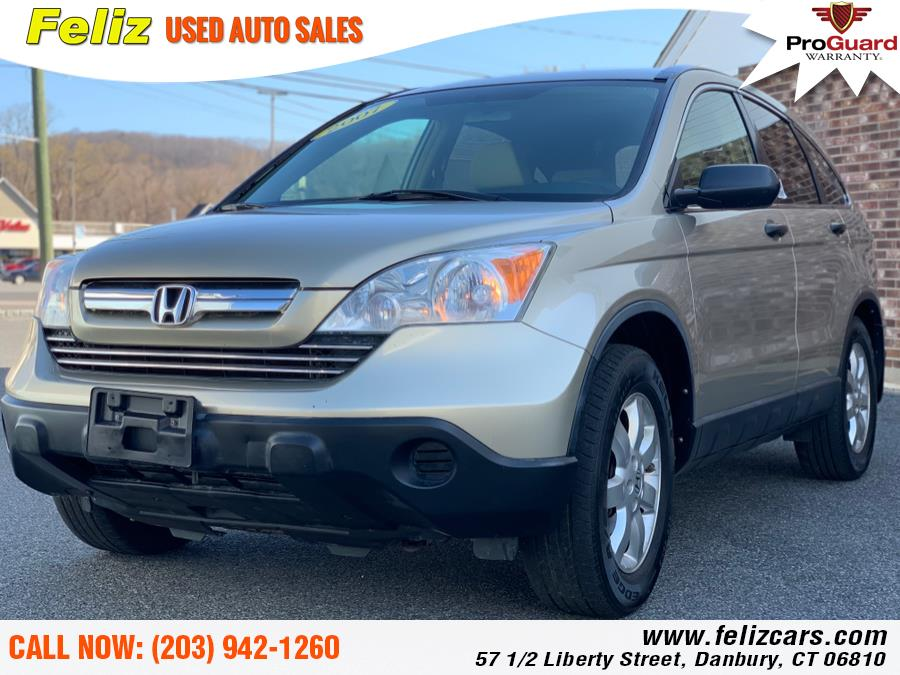 Used 2007 Honda CR-V in Danbury, Connecticut | Feliz Used Auto Sales. Danbury, Connecticut