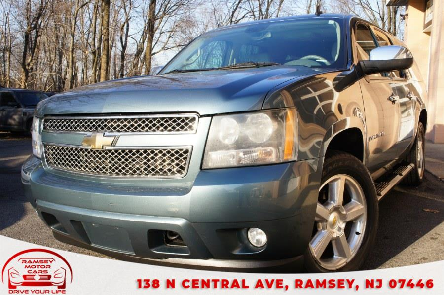 Used 2008 Chevrolet Suburban in Ramsey, New Jersey | Ramsey Motor Cars Inc. Ramsey, New Jersey