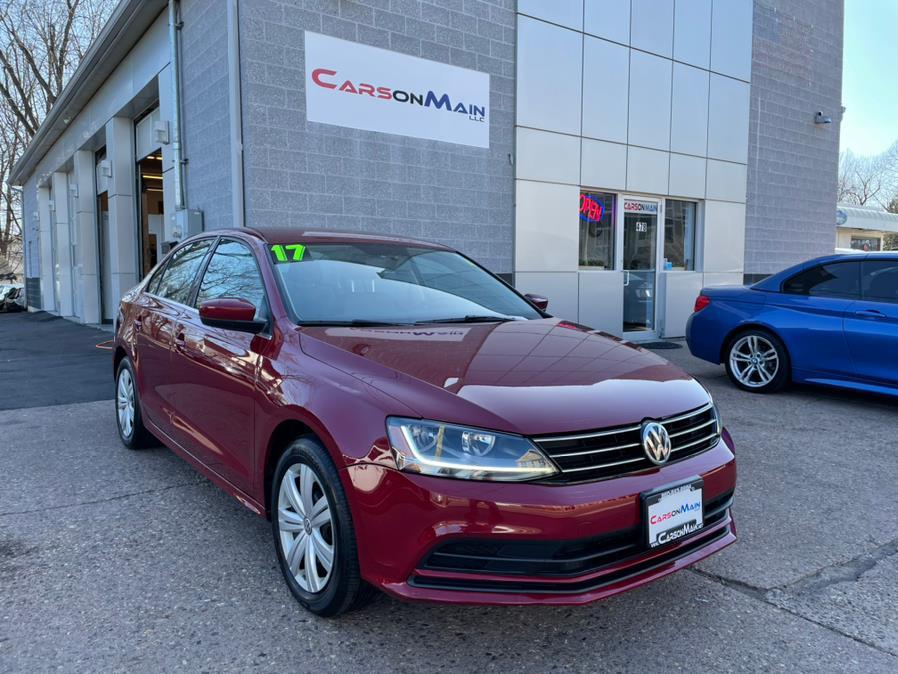 Used 2017 Volkswagen Jetta in Manchester, Connecticut | Carsonmain LLC. Manchester, Connecticut
