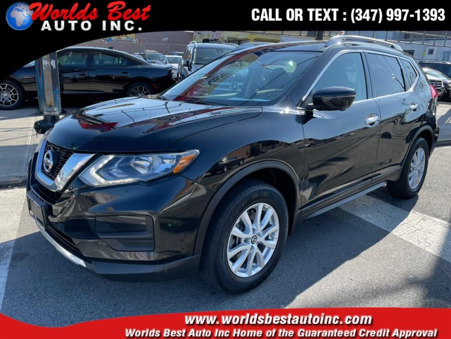 Used 2017 Nissan Rogue in Brooklyn, New York