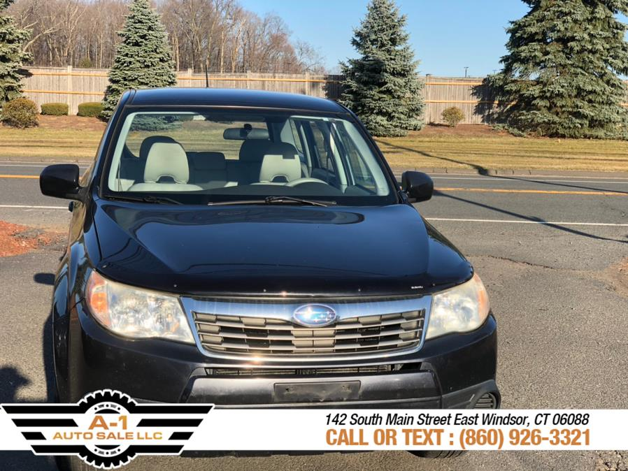 Used 2009 Subaru Forester in East Windsor, Connecticut | A1 Auto Sale LLC. East Windsor, Connecticut