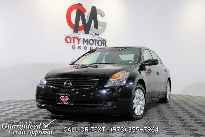 Used 2009 Nissan Altima in Haskell, New Jersey | City Motor Group Inc.. Haskell, New Jersey