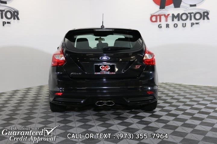 Used Ford Focus ST 2013   City Motor Group Inc.. Haskell, New Jersey