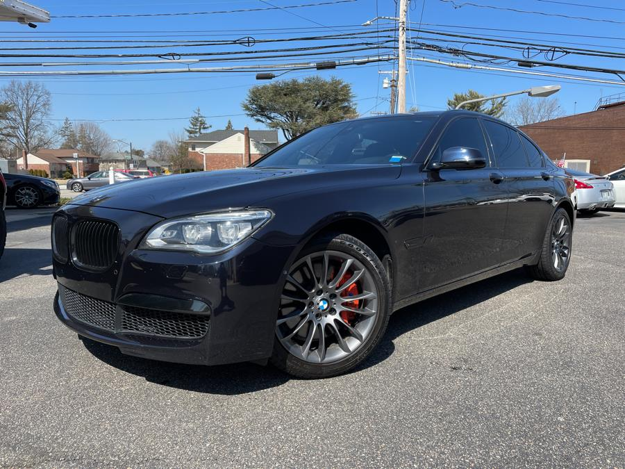 Used 2015 BMW 7 Series in Plainview , New York | Ace Motor Sports Inc. Plainview , New York