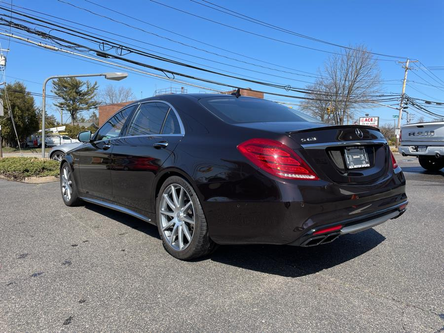 Used Mercedes-Benz S-Class 4dr Sdn S 63 AMG 4MATIC 2014 | Ace Motor Sports Inc. Plainview , New York