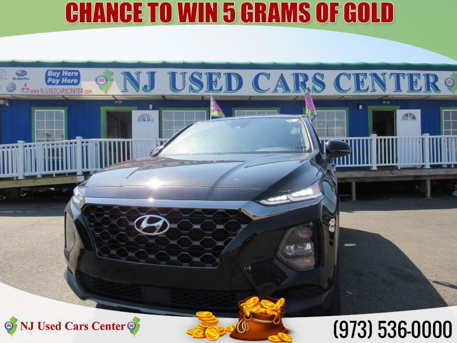 Used Hyundai Santa Fe SE 2.4L Auto AWD 2019 | NJ Used Cars Center. Irvington, New Jersey