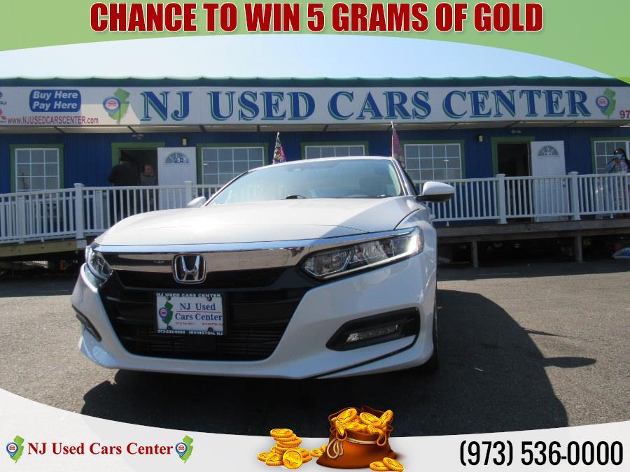 Used 2018 Honda Accord Sedan in Irvington, New Jersey   NJ Used Cars Center. Irvington, New Jersey