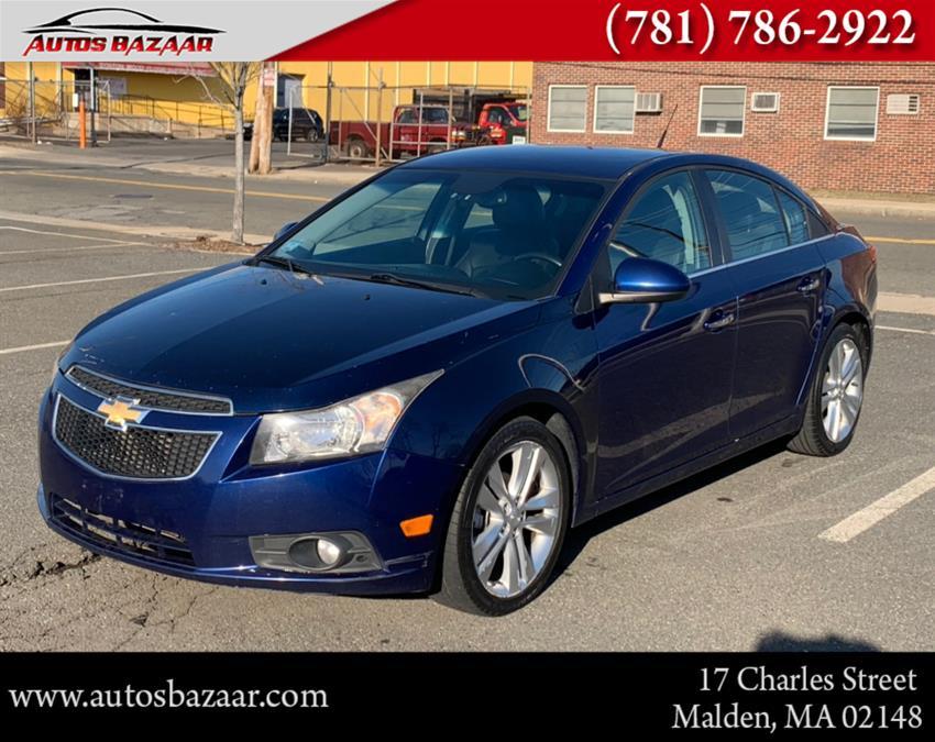 Used 2012 Chevrolet Cruze in Malden, Massachusetts | Auto Bazaar. Malden, Massachusetts
