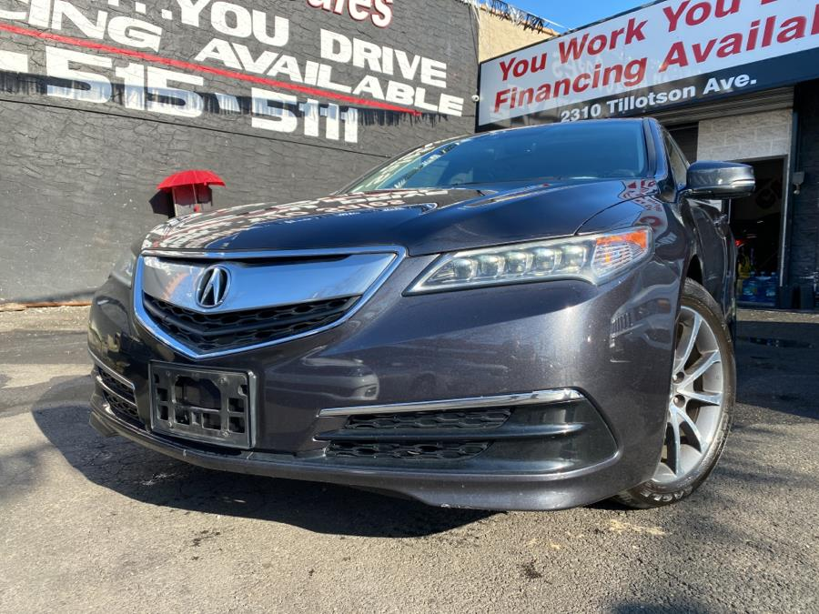 Used Acura TLX 4dr Sdn SH-AWD V6 Tech 2016 | Champion Auto Sales Of The Bronx. Bronx, New York