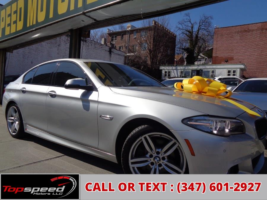 Used 2014 BMW 535i xDrive in Jamaica, New York | Top Speed Motors LLC. Jamaica, New York