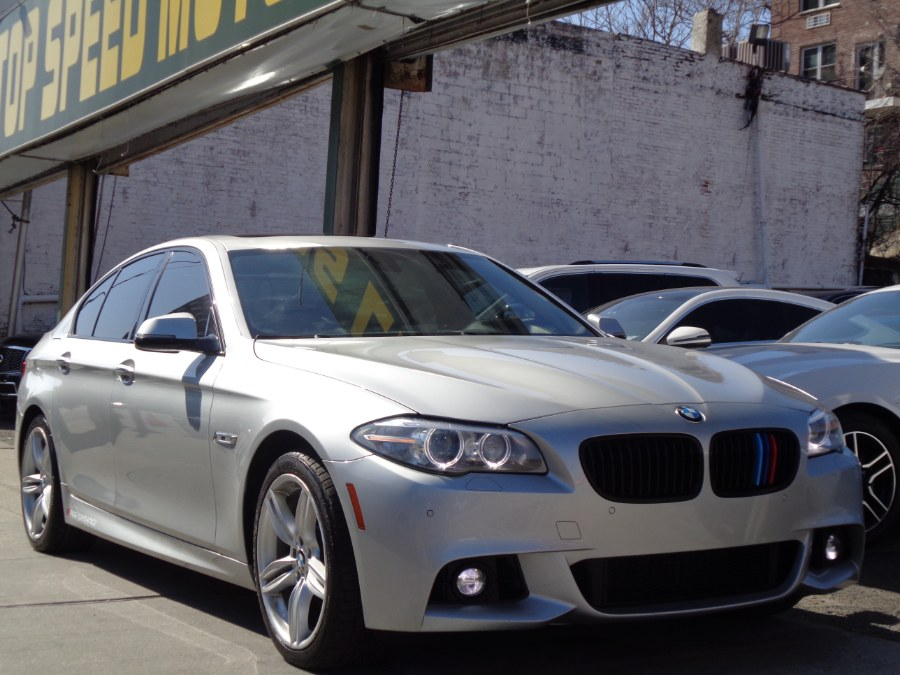 Used BMW 535i xDrive //M Sport 2014 | Top Speed Motors LLC. Jamaica, New York