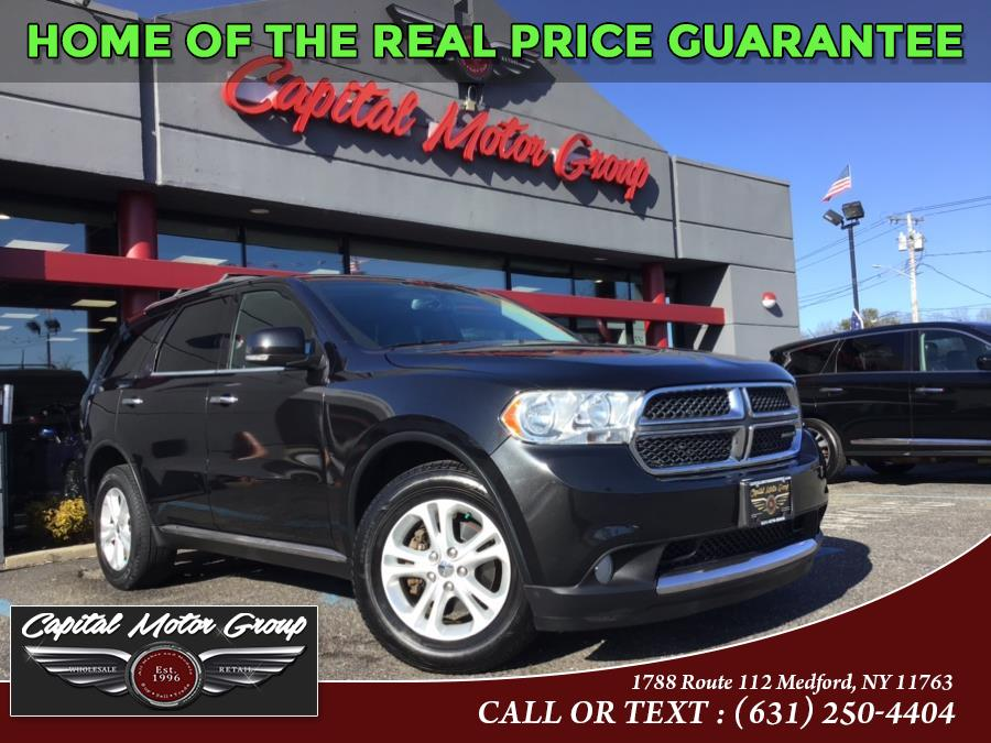 Used Dodge Durango AWD 4dr Crew 2013 | Capital Motor Group Inc. Medford, New York